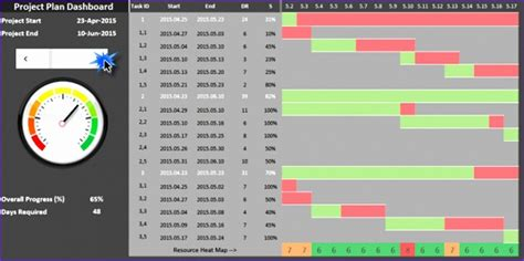 task tracking template excel exceltemplates