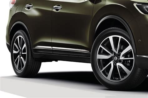 accessoires nissan x trail suv 7 persoonsauto nissan