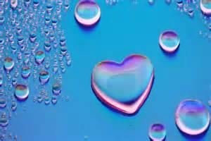 Love Heart Water