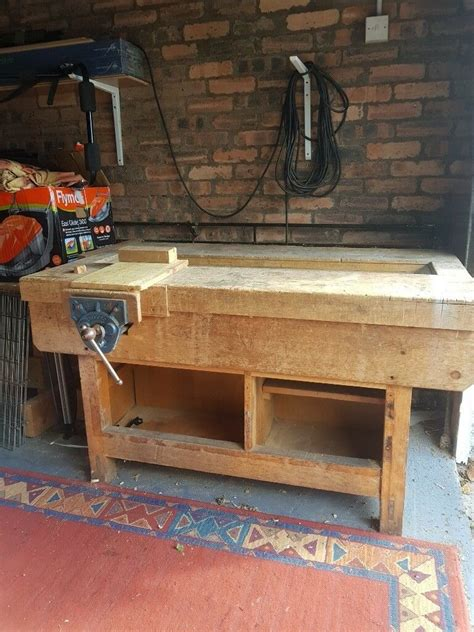 school woodworking bench  alloa clackmannanshire