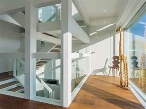 Holzfassade Streichen Preis : huf haus art flachdach huf haus ~ Markanthonyermac.com Haus und Dekorationen