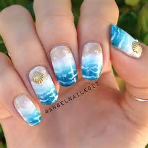 Cute toenail designs for the beach imgarcade