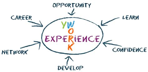 What You Learnt From Your Work Experience 5 ways by which you can gain work experience while in
