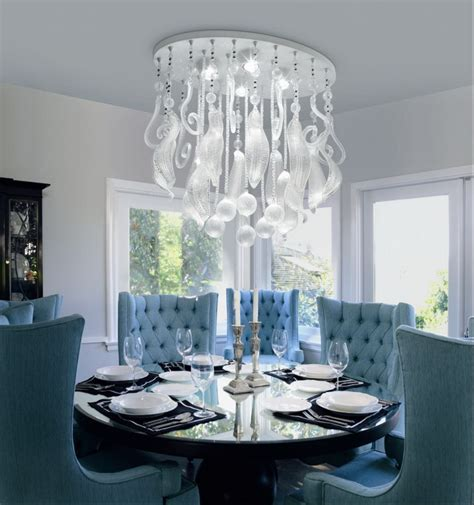 Unique Dining Room Light Fixtures Houzz  Unique Dining