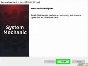 Laptop Akku Wiederbeleben : system mechanic auf einem anderen computer installieren wikihow ~ Orissabook.com Haus und Dekorationen