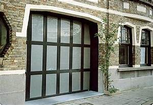 luxe porte de garage avec porte en verre coulissante 19 With porte de garage coulissante avec serrurier paris 19