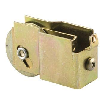 sliding closet door rollers replacement n 6573 mirror door roller assembly 1 1 2 quot steel b b