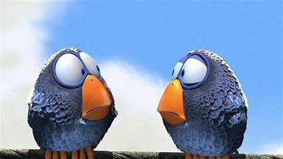 Pixar Birds Wire Short Wallpapers Animated Movies