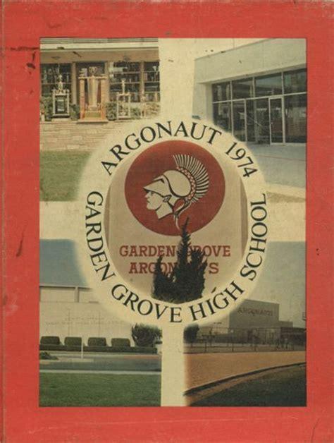 garden grove high school 1974 garden grove high school yearbook garden