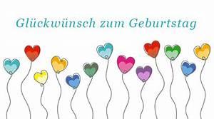 50 Geburtstag Schwester : gl ckw nsche zum geburtstag u v a m ~ Frokenaadalensverden.com Haus und Dekorationen