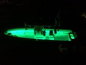 Post your boat at night, LED lights - Page 4 - The Hull ...