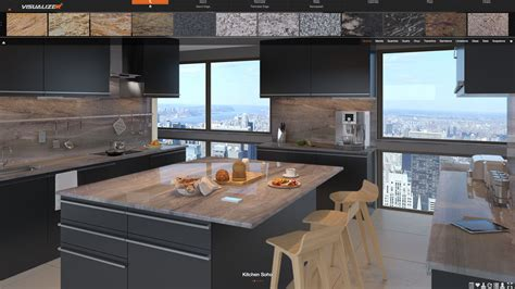 The Next Generation Of Online Kitchen Design 3d Show Rooms