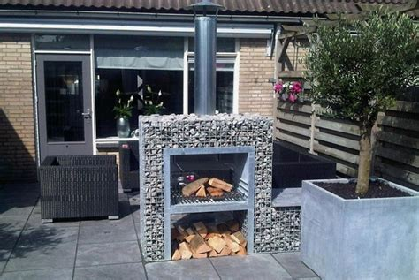 Fire in Stone, Concrete & Metal: Designer Fire Pits   Home