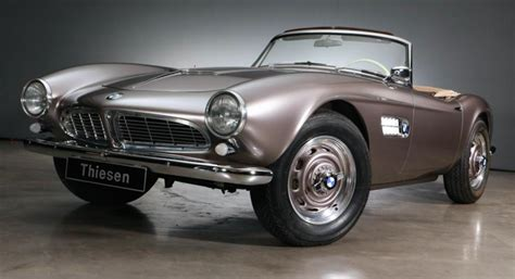 The John Surtees Bmw 507 Is Up For Sale