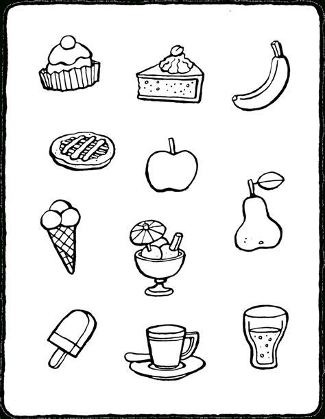 Kleurplaat Eten En Drinken by Taart Colouring Pages Kiddikleurprenten Nieuwe