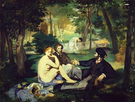 d 233 jeuner sur l herbe uk uk discover artworks d 233 jeuner sur l herbe