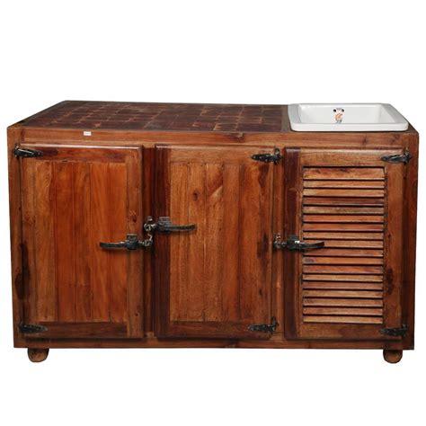 fashioned kitchen sink fashioned teak wood kitchen sink cabinet