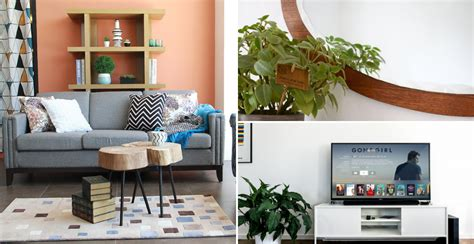 clever tips    tiny living room  bigger