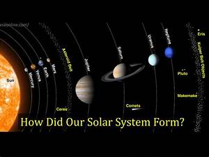PPT - How Did Our Solar System Form? PowerPoint ...