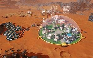 Surviving Mars captures the excitement and dread of ...