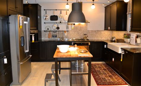cuisine laxarby another view from our customer039s ikea kitchen laxarby