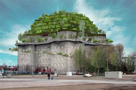 """From War Relic To Mixeduse Plans To Build A """"green"""