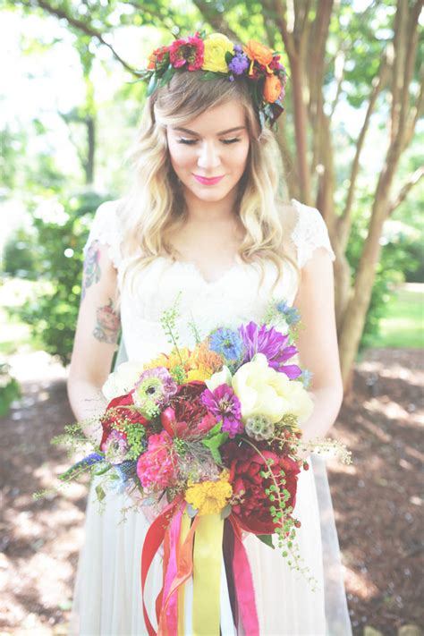 This Sweet Bohemian Wedding Will Leave You Swooning