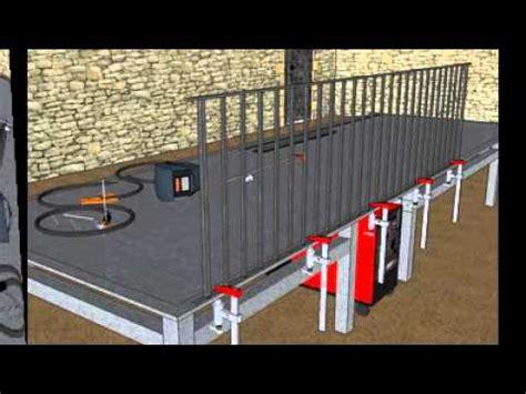 faire un garde corps terrasse et balcon en ferronnerie