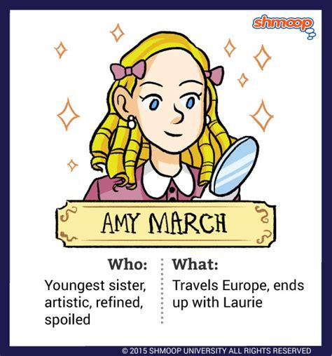 Amy March Little Women