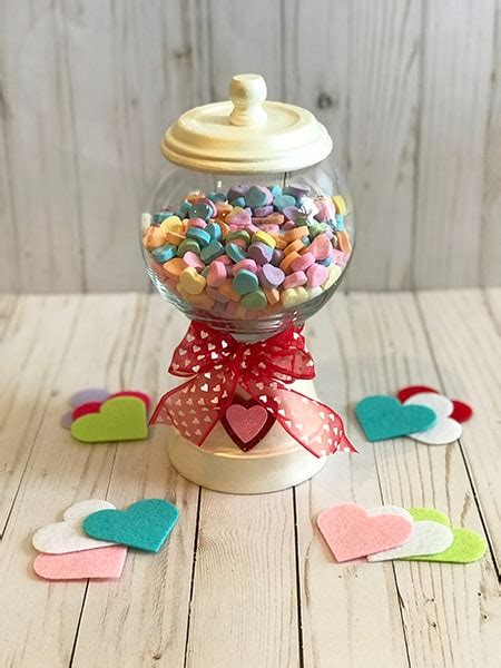 diy dollar tree candy jar
