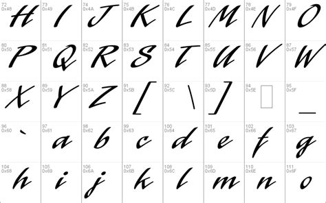 Laser LET Windows font - free for Personal