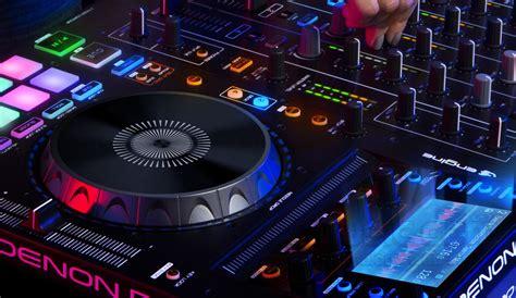 console da dj prezzi denon dj mcx8000 console all in one controller midi