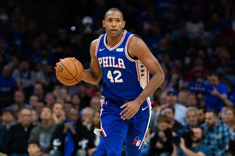 Sixers Trading Al Horford, Draft Picks To Thunder For ...