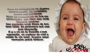 Texte Anniversaire 1 An Garçon : message d anniversaire pour bebe de 1 an uomo innamorato ~ Melissatoandfro.com Idées de Décoration