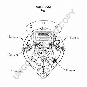 12v Motorola Alternator Wiring Diagram