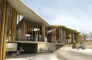 architect designs new soheil abedian school of architecture by crab