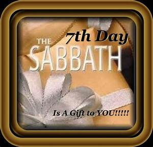 """There are seven days – the seventh being a Sabbath – a ..."