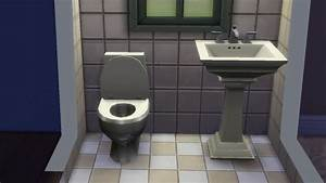 The Ambassador Toilet And The Patrician Sink Mesh Override By Necrodog At Mod The Sims  U00bb Sims 4