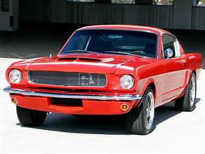 1965 Ford Mustang Fastback Resto-Mod Paxton Supercharger ~ For Sale American Muscle Cars