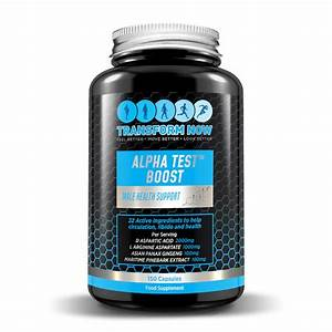 Testosterone Booster - Alpha Test U2122 Boost