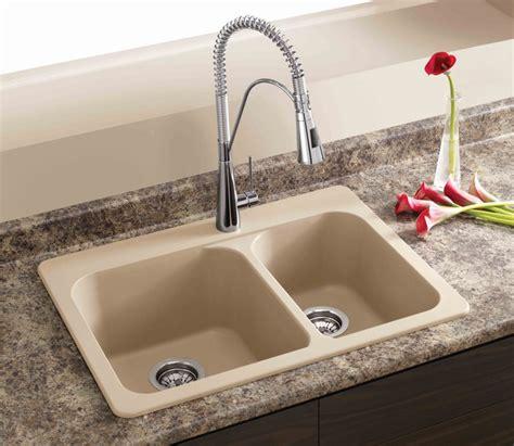Silgranit, Natural Granite Composite Topmount Kitchen Sink