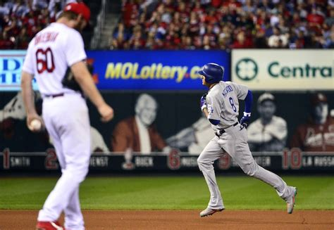 Preview: Dodgers Can Overtake Cardinals For Second Wild