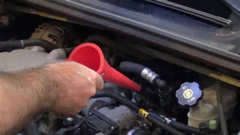 chevy chevrolet uplander   trans fluid filter