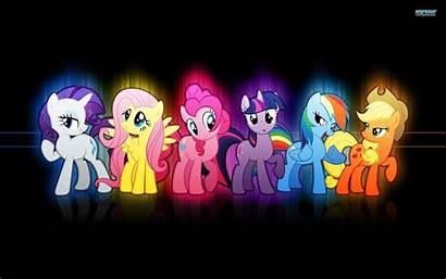 Pony Desktop Backgrounds Mlp Background