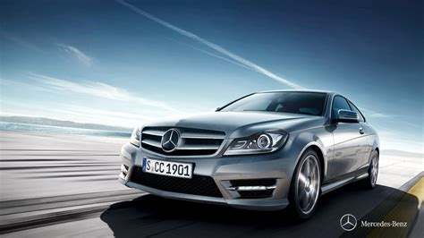 Mercedes C Class Coupe Wallpaper by C Class Coupe 350 9 1366x768 Wallpapers Mercedes C