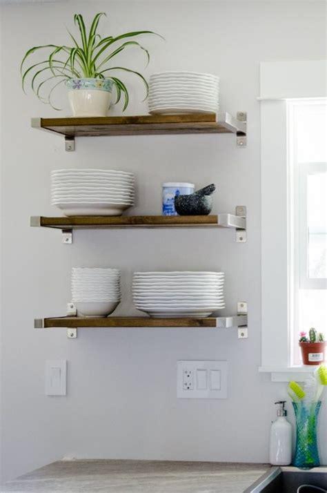 ideas repisas cocinas mas ordenadas  decoracion de