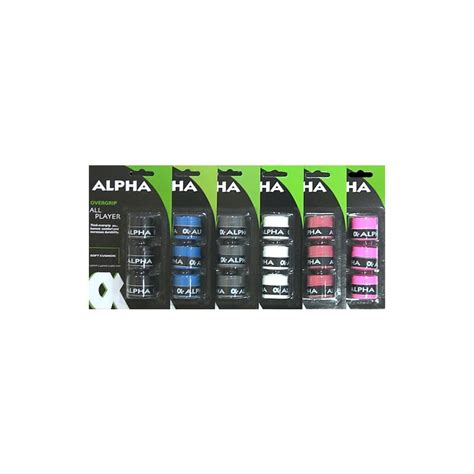 Alpha All Player Overgrip