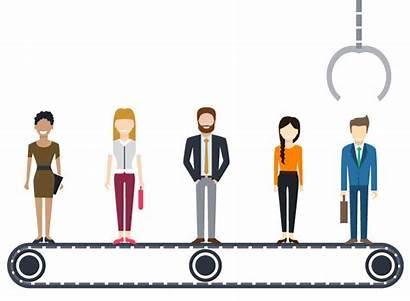 Recruitment Clipart Agency Jobs Hiring Party Third