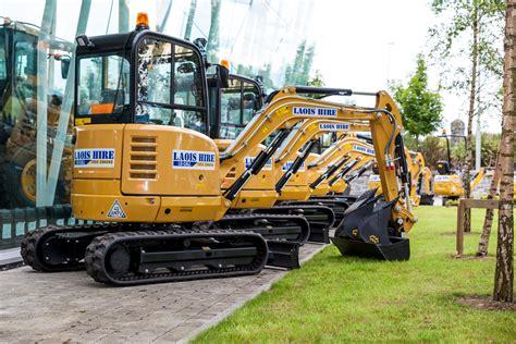 mini excavator digger laois hire