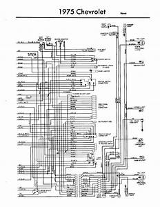 75 Chevy Nova Wiring Diagram